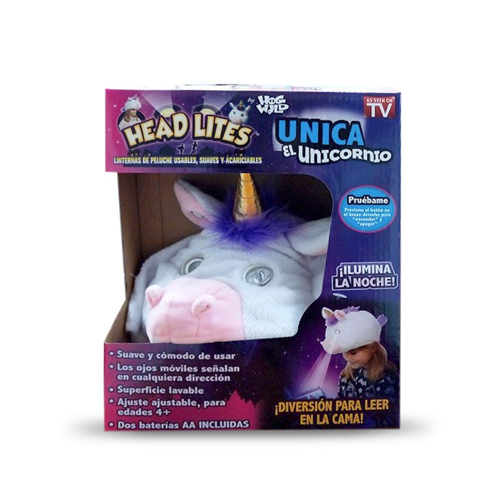 Headlites-Unicornio
