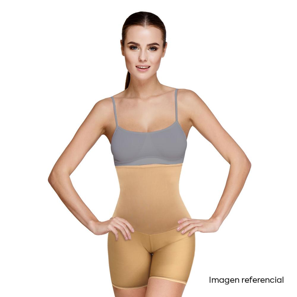 Power-slender-Pantaloneta-con-cinturilla-beige-_2